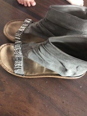 Flachs Schuhe