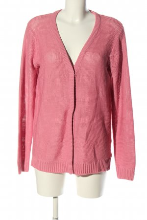 Flame Cardigan pink Casual-Look