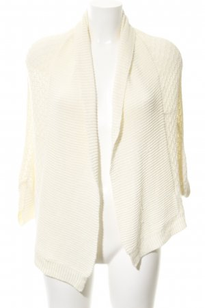 Flame Cardigan creme Casual-Look