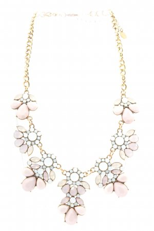 Flame Collier Necklace gold-colored elegant