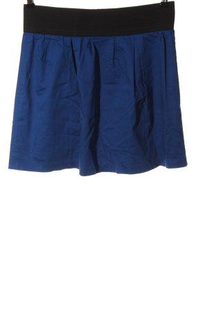 Flame Rozkloszowana spódnica niebieski W stylu casual