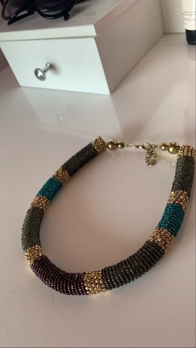 Flame Collier bronze
