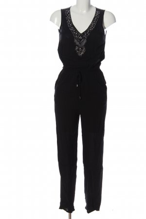 Flame Jumpsuit schwarz Casual-Look
