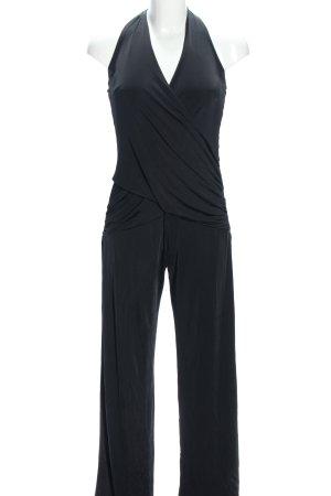 Flame Jumpsuit schwarz Elegant