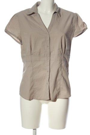 Flame Shirt met korte mouwen room casual uitstraling