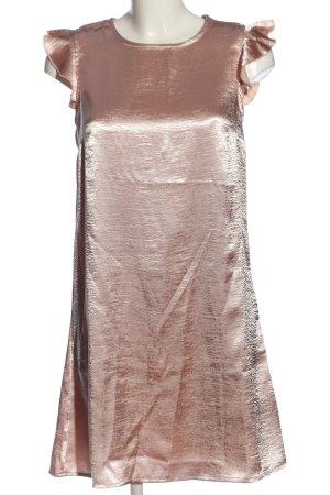 Flame Kurzarmkleid pink Casual-Look