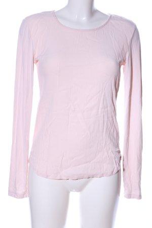 Flame Langarm-Bluse pink Casual-Look