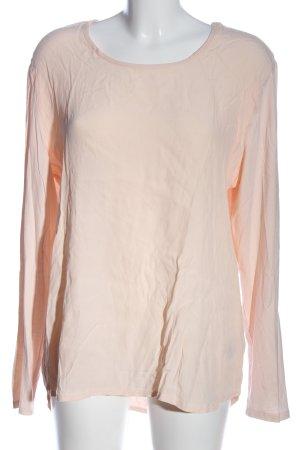 Flame Langarm-Bluse creme Casual-Look