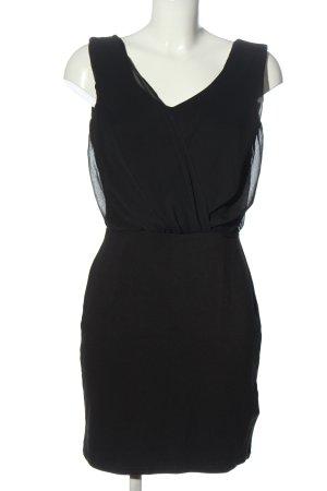 Flame Sukienka mini czarny Elegancki
