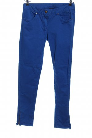 Flame Röhrenhose blau Casual-Look