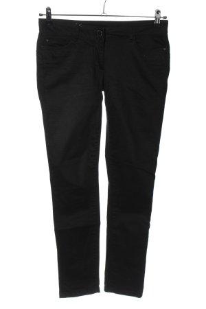 Flame Slim Jeans schwarz Casual-Look