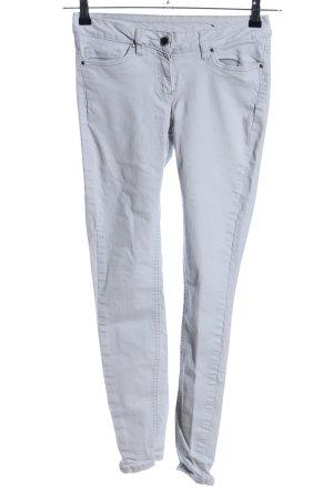 Flame Slim Jeans hellgrau Casual-Look