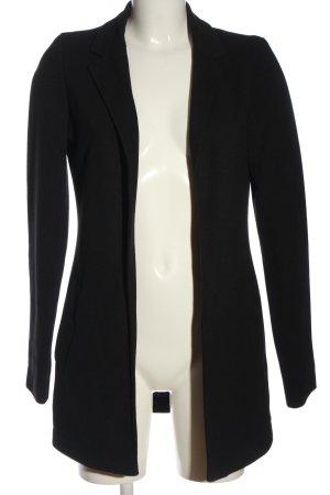 Flame Manteau mi-saison noir style décontracté