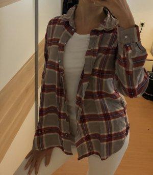 H&M Flannel Shirt multicolored