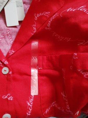 Flanell Pyjama  Victoria's Secret Gr. XL