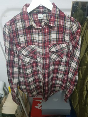 Gina Tricot Flannel Shirt multicolored