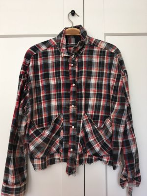 Zara Flannel Shirt multicolored