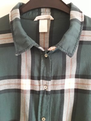 H&M Flannel Shirt multicolored cotton