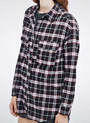 Flannelhemd Urban Outfitters