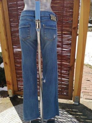 Flared Diesel Jeans Schlaghose Neuwertig