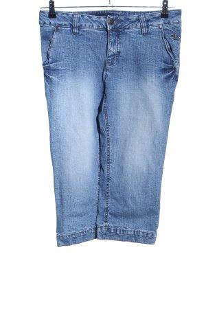 FlashLights 3/4 Jeans blau Casual-Look