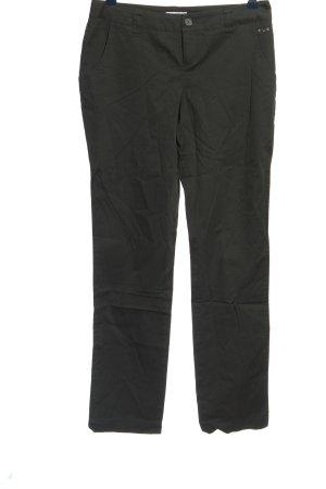 FlashLights Baggy broek zwart casual uitstraling