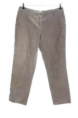 FlashLights Corduroy Trousers light grey casual look