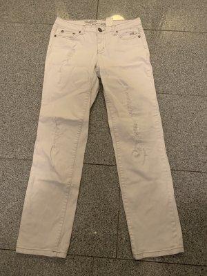 Flashlights Generation Denim Jeans weiß Größe 38