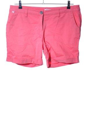 FlashLights High-Waist-Shorts pink Casual-Look