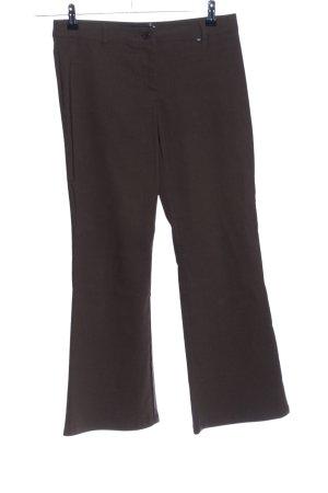 FlashLights Jersey Pants black casual look