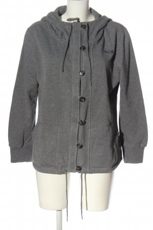 FlashLights Sweat Jacket light grey casual look