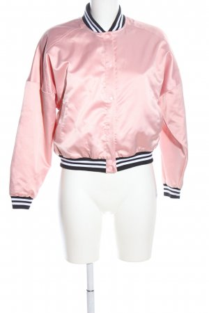 Flatbush Bomberjacke pink Casual-Look