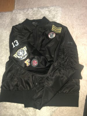 Flatbush Giacca bomber nero