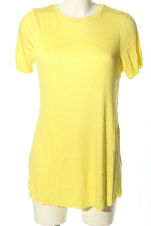 Flatbush Longshirt blassgelb Casual-Look
