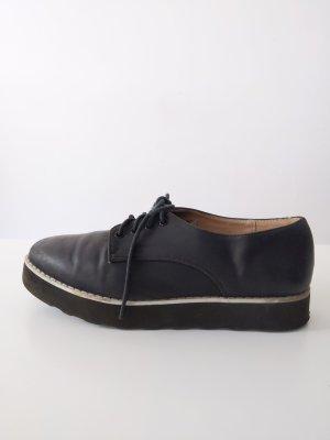 Flats / Sneaker • Topshop • Größe 36 • Plateausohle • schwarz