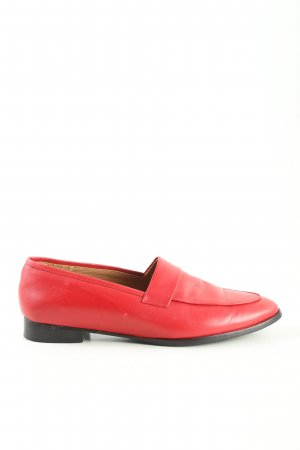 Flattered Mocassins rood casual uitstraling