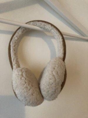 Flauschige Ohrenschützer - Ohrenwärmer - Earmuffs - zweifarbig