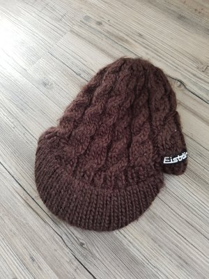 Eisbär Cap dark brown