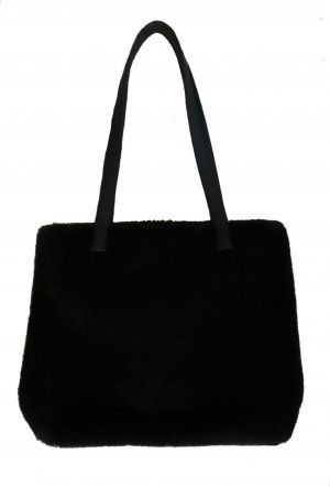 Flauschige Tasche