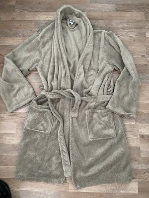 Odzież plażowa szaro-brązowy-beżowy