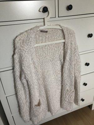 Orsay Cardigan lungo smanicato bianco sporco-crema