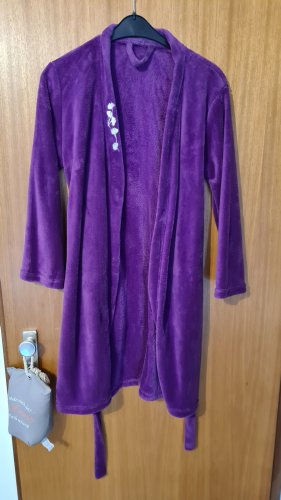 lbvyr Bathrobe violet