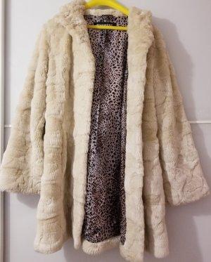 Beaumont Manteau d'hiver beige clair