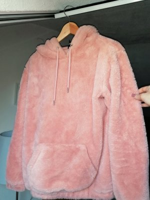 Blind Date Hooded Sweater pink
