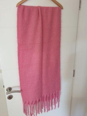 Flauschiger Oversize Schal