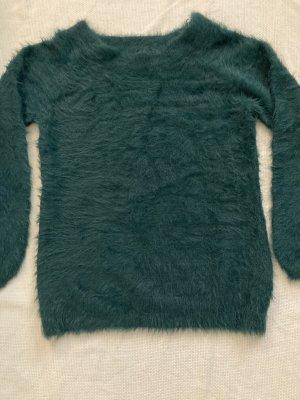 Flauschiger Pullover