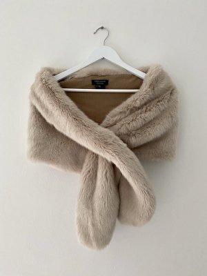 Zara Accesoires Cravate ascot beige