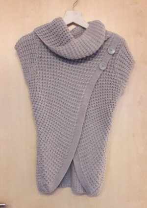 Blind Date Cardigan long gris clair-gris