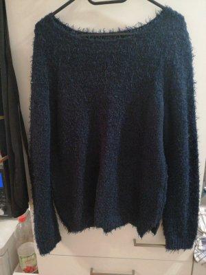 Colours of the World Cashmere Jumper dark blue