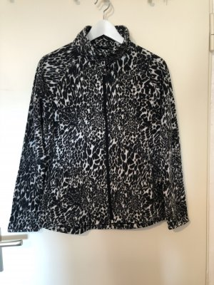 Janina Fleece Jackets black-white